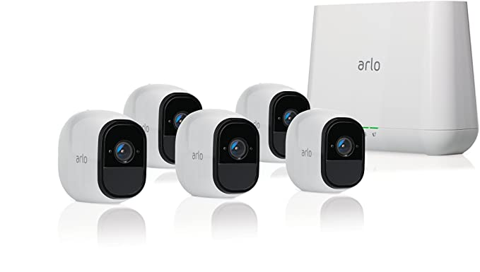 Arlo Pro Security System Siren