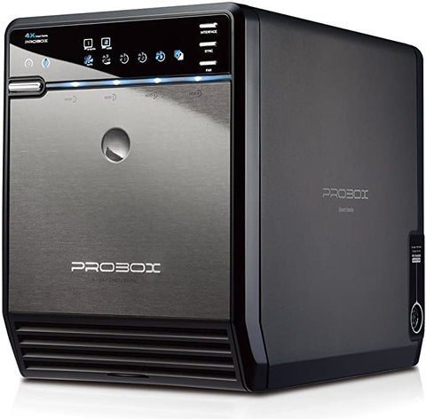 Mediasonic ProBox HF2 SU3S2 SATA Enclosure