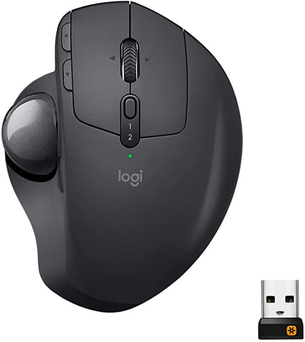 Logitech Ergo Wireless Trackball Mouse