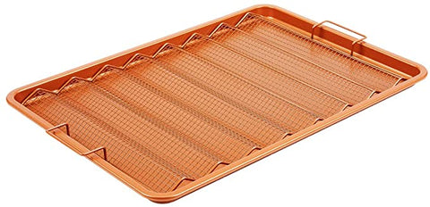 Copper Chef Crisper Without Dishwasher