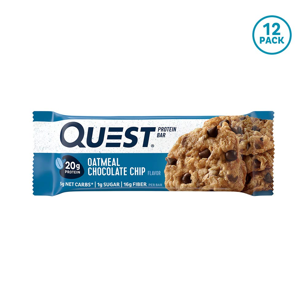 Quest Nutrition Oatmeal Chocolate Friendly