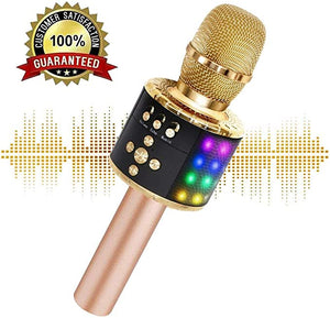Fifth Avenue Store Bluetooth Microphone Multi color
