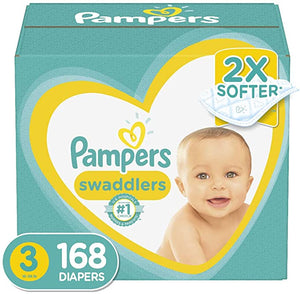 Pampers Swaddlers Disposable Diapers SUPPLY