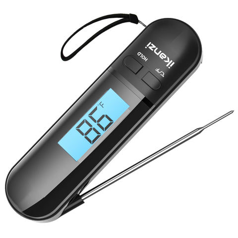 Meat Thermometer Food Backlight Grilling