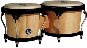 ASPIRE Wood Bongos Natural LPA601 AW