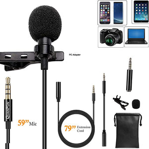 Professional Microphone Omnidirectional Compatible Recording