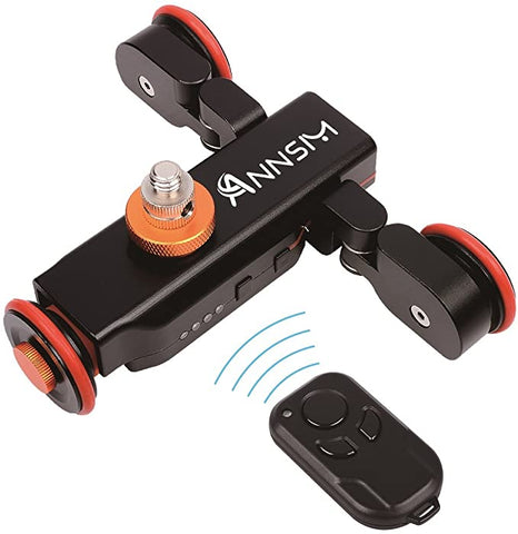 3 Wheels Wirelesss Cameras Camcorders Controlled