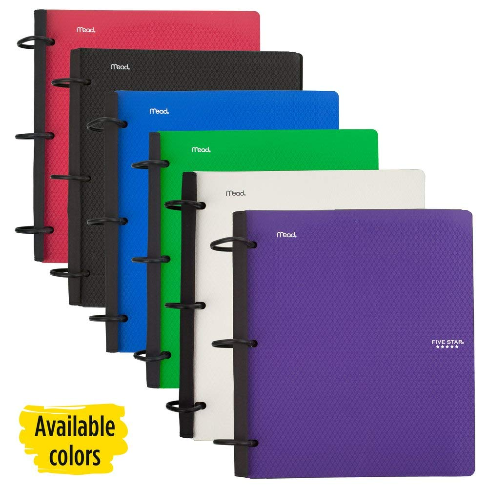 Five Star NoteBinder Notebook 29328