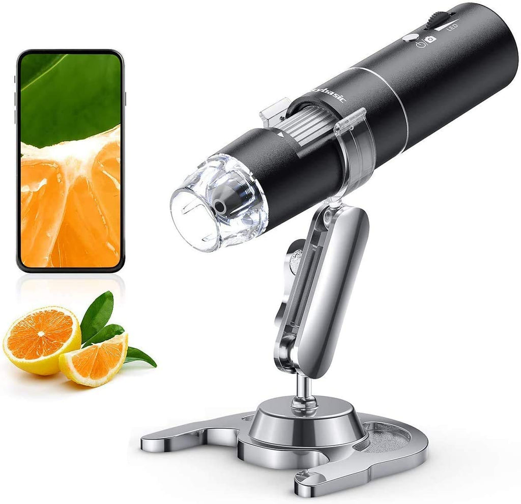 Microscope Skybasic Magnification Compatible Smartphone