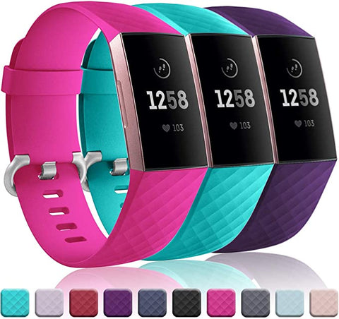 Wepro Waterproof Compatible Fitbit Replacement