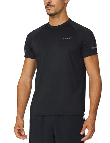 Image of Baleaf Sleeve T Shirt Running Workout