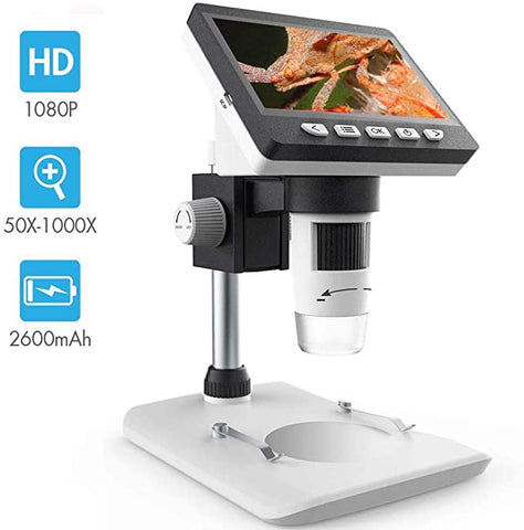 Microscope SKYBASIC Magnification Megapixels Adjustable
