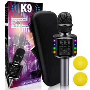XBUTY Wireless Bluetooth Microphone Portable