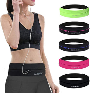 GEARWEAR Waistband Running Wallking Exercise