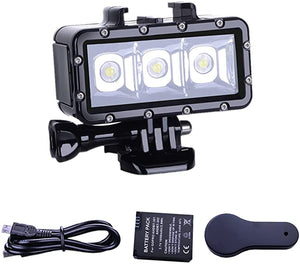 Suptig Diving Dimmable Waterproof Underwater