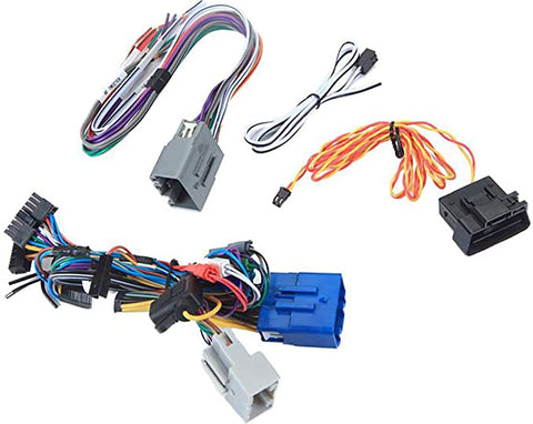 Maestro HRN AR FO2 Amplifier Harness Vehicles