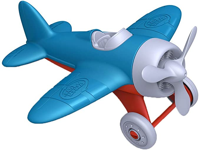 Green Toys Airplane Introducing Aeronautical
