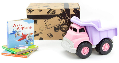 Image of Green Toys Pink Truck Board