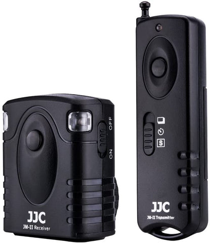 JJC Wireless Control Cameras Connection