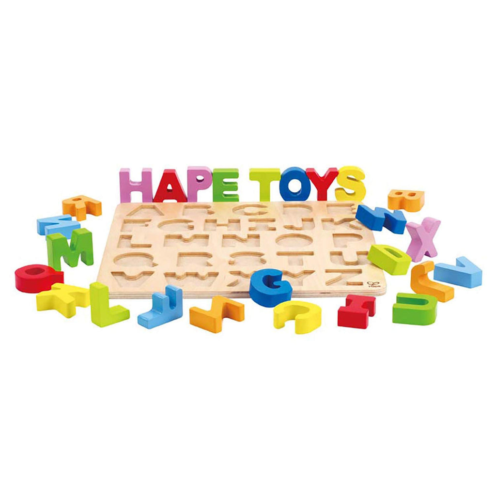 Hape Alphabet Learning Educational Multi Colored