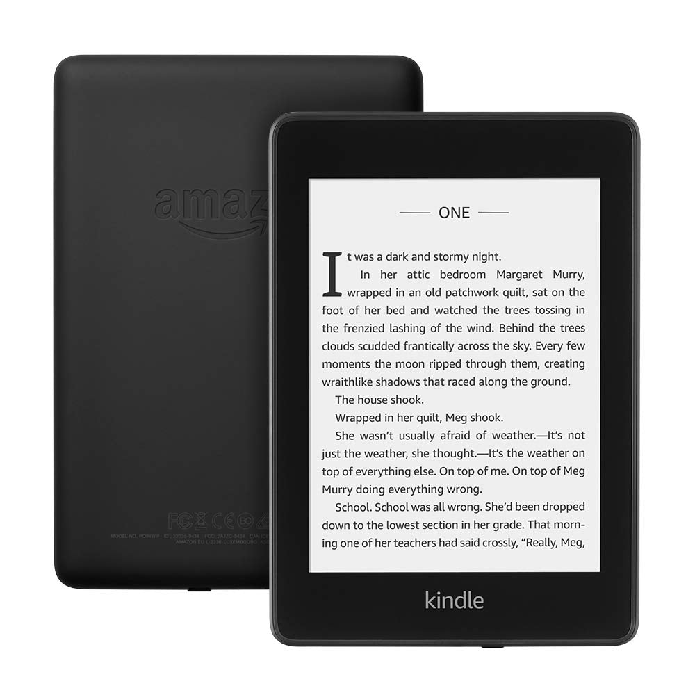 All new Kindle Paperwhite Waterproof Storage