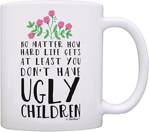 Funny Gifts Least Children Coffee