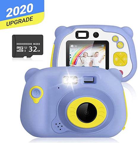 Camera Digital Shockproof Rechargeable Outdoorplay