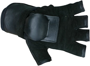 Hillbilly Wrist Guard Gloves Finger