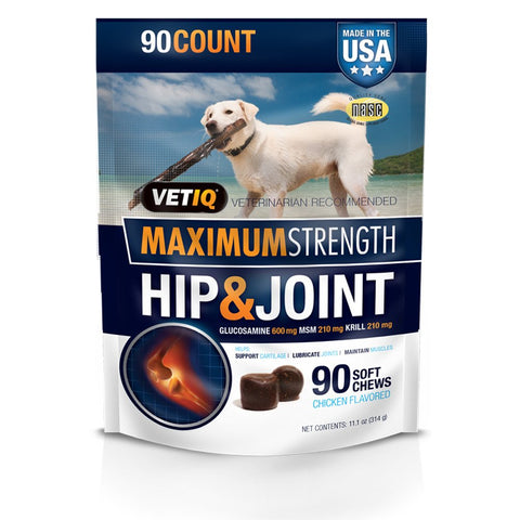 VetIQ Maximum Strength Joint Supplement