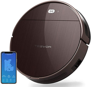 Tesvor Robotic Connected Cleaner Low Pile