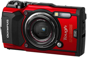 Olympus TG 5 Waterproof Camera 3 Inch