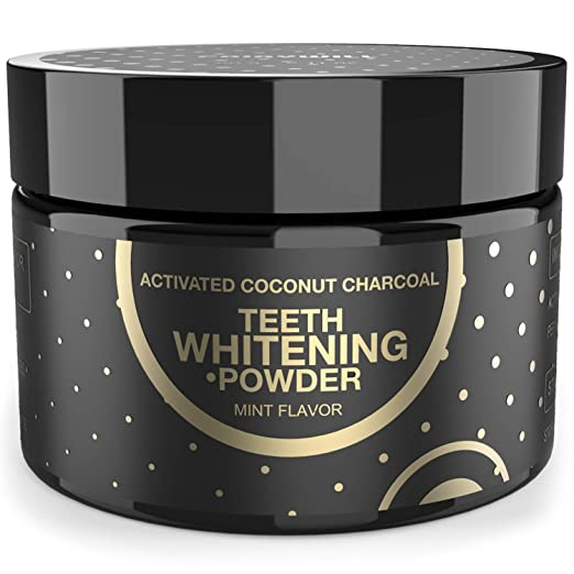 Activated Charcoal Whitening Peppermint Natural