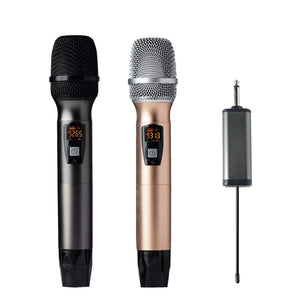 Wireless Microphone alltone Handheld Rechargeable
