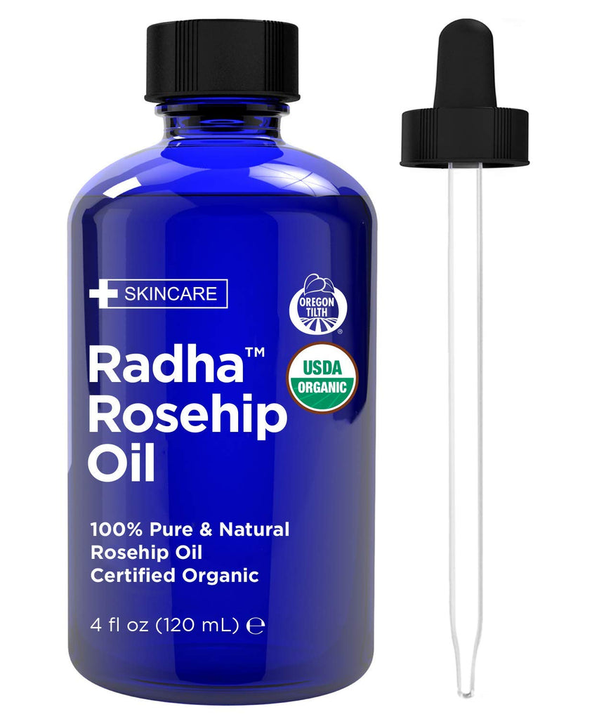 Radha Beauty Certified Organic Rosehip