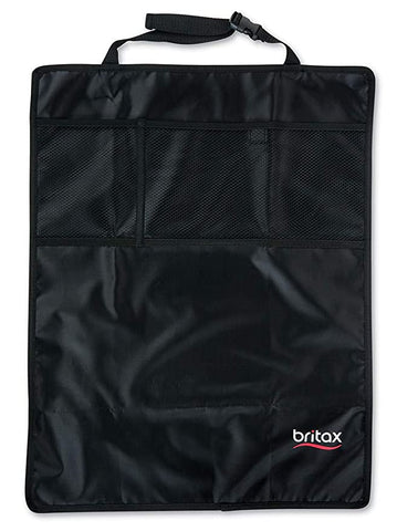 Britax Pack Kick Mats Black