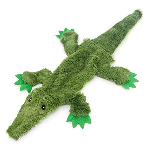 Image of Best Pet Supplies Stuffless Alligator