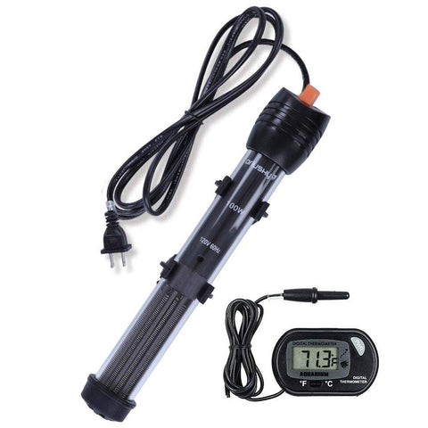 Orlushy Submersible Heater Fish Thermostat freshwater