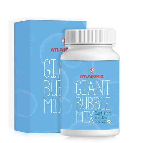 Atlasonix Bubble Gallon Concentrated Non Toxic