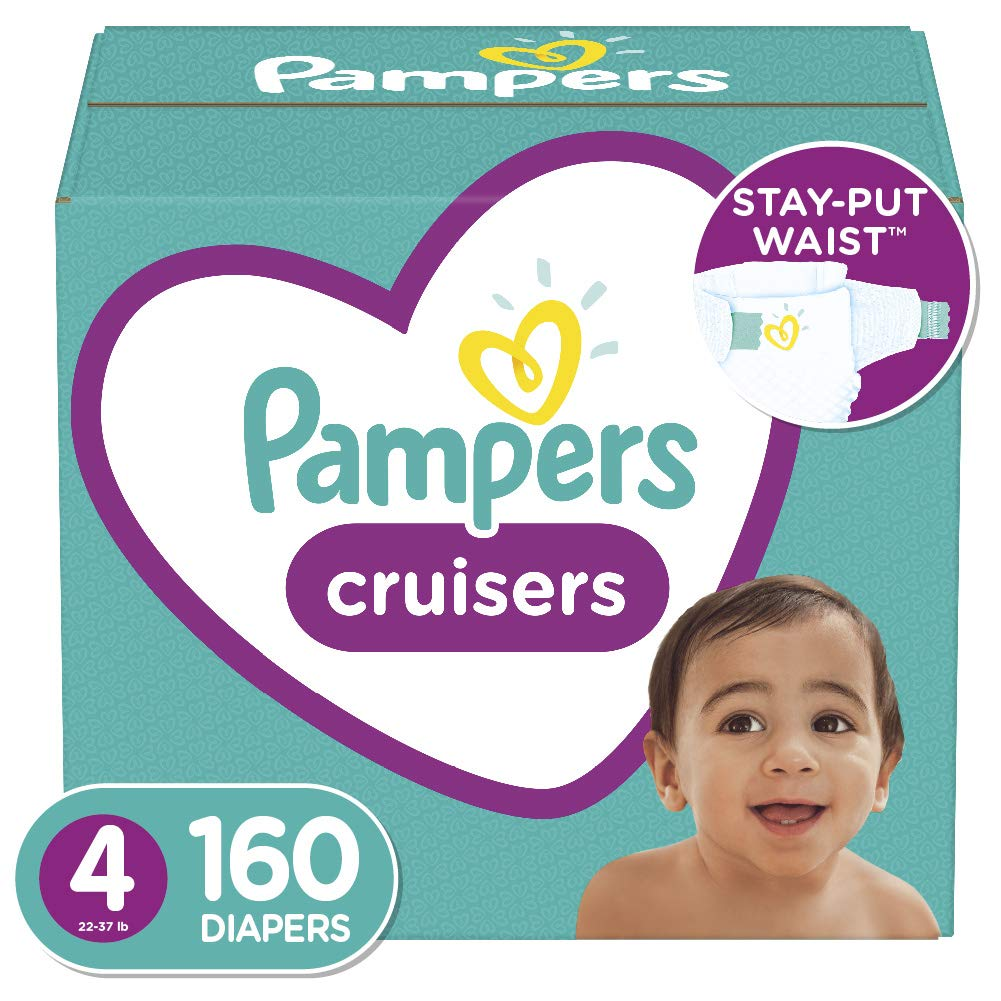 Pampers Cruisers Disposable Diapers SUPPLY