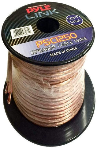 50ft Gauge Speaker Wire Connecting