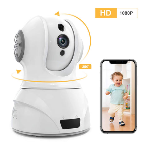 Famisafe Wireless Baby Camera Detection