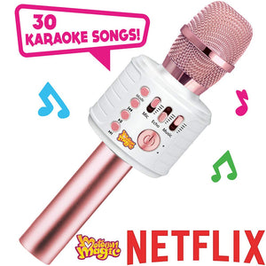 Move2Play Motown Bluetooth Karaoke Microphone