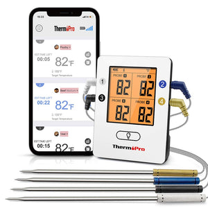 ThermoPro Wireless Bluetooth Thermometer Temperature