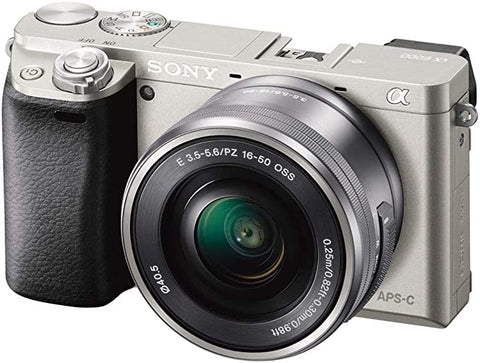 Sony Mirrorless Digital Camera 24 3MP