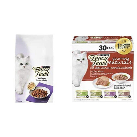 Image of Purina Fancy Feast Savory Chicken