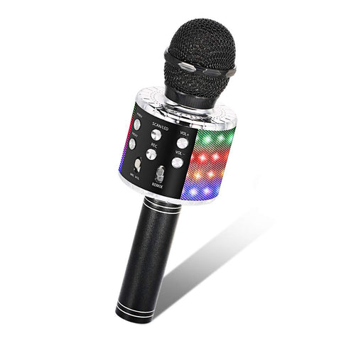 Verkstar Wireless Bluetooth Microphone Christmas