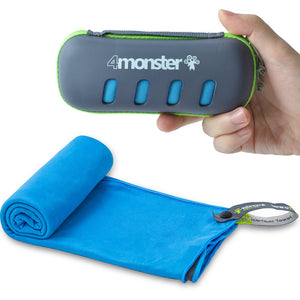 4MONSTER Microfiber Suitable Swimming Backpacking
