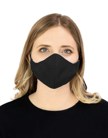 Masker AID Cotton Reusable Reversible Breathable