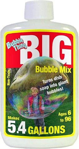 BUBBLE Bubble Solution Gallons Biggest