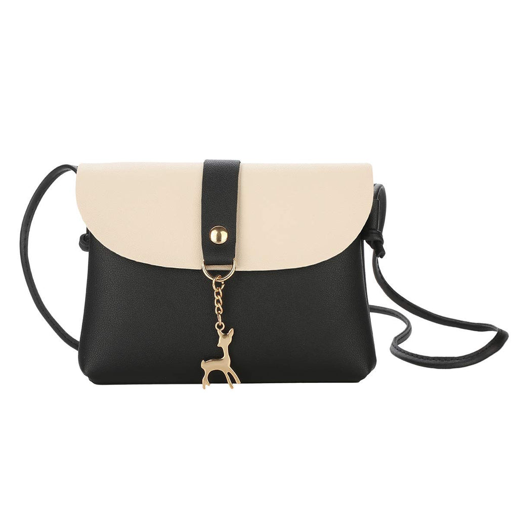 Small Crossbody Leather Womens Pendant